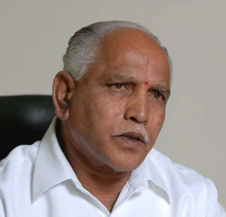 B.S. Yeddyurappa Lok Sabha General Elections 2019