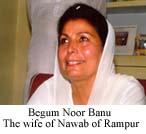 Begum Noor Bano Lok Sabha General Elections 2019