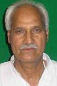 Chander Kumar lok sabha general elections 2019