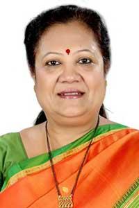Darshana Jardosh lok sabha general elections 2019