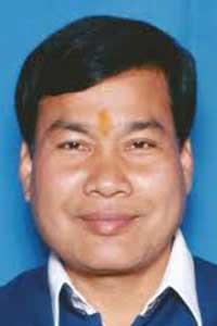 Dilip Moran lok sabha general elections 2019