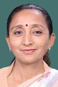 Dr. Bharatiben Shiyal lok sabha general elections 2019