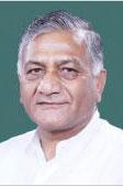 Gen. (Retd.) V. K. Singh lok sabha general elections 2019
