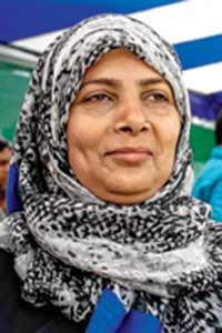 Hena Shahab lok sabha general elections 2019