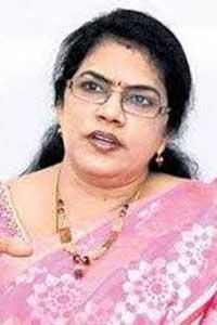Killi Krupa Rani Lok Sabha General Elections 2019