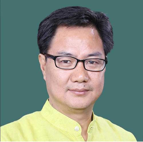 Kiren Rijiju lok sabha general elections 2019