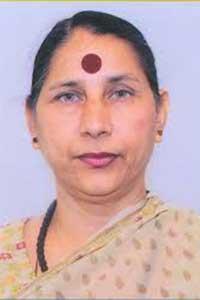Krishna Tirath lok sabha general elections 2019