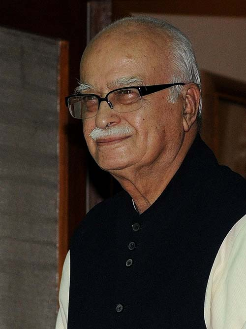 L. k. Advani Lok Sabha General Elections 2019