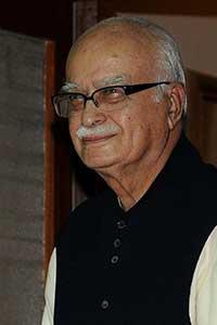 L. K. Advani lok sabha general elections 2019