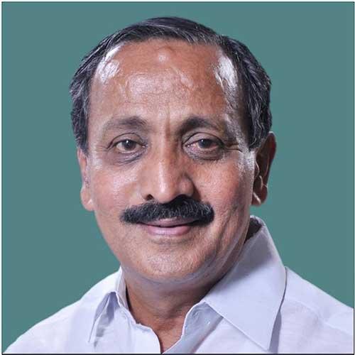 M.K. Raghvan Lok Sabha General Elections 2019