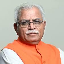 Manohar Lal Khattar Lok Sabha General Elections 2019