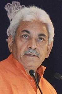 Manoj Sinha lok sabha general elections 2019