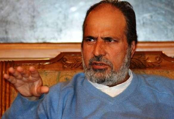 Muzaffar Hussain Baig Lok Sabha General Elections 2019
