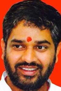 Neeraj Shekhar lok sabha general elections 2019