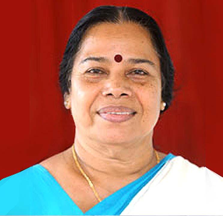 P.K. Sreemathy Lok Sabha General Elections 2019