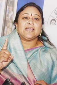 Reddy Shanthi Lok Sabha General Elections 2019