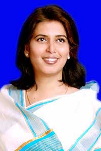 Saroj Pandey lok sabha general elections 2019