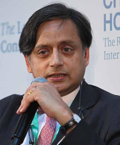 Shashi Tharoor Lok Sabha General Elections 2019