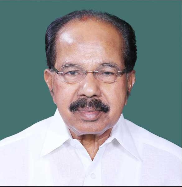 Veerappa Moily Lok Sabha General Elections 2019