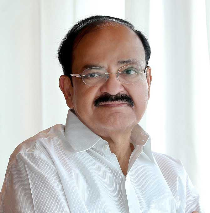 Vice President of india M Venkaiah Naidu