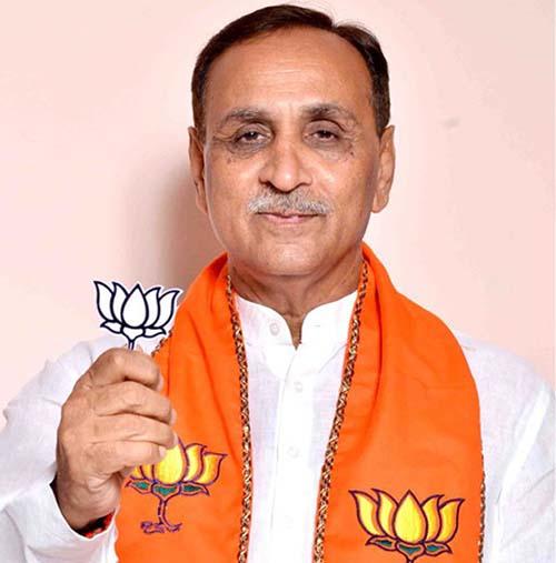 Vijay Rupani Lok Sabha General Elections 2019