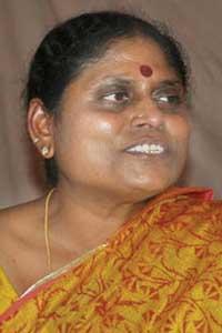 Y. S. Vijayalakshmi Lok Sabha General Elections 2019