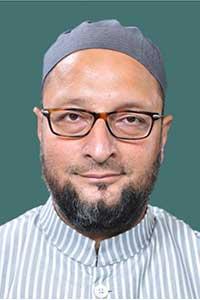 Asaduddin Owaisi Lok Sabha General Elections 2019
