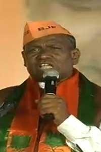 Bhagavanth Rao Lok Sabha General Elections 2019
