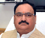 cabinet minister shri Jagat Nadda Ministry of Health and Family Welfare
