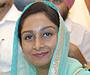 Smt. Harsimrat Kaur Badal