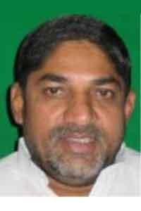 Digamber Bapuji Patil Lok Sabha General Elections 2019