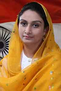 Harsimrat Badal Lok Sabha General Elections 2019