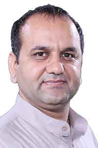 Maheish Girri Lok Sabha General Elections 2019