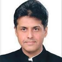 Manish Tewari Lok Sabha General Elections 2019
