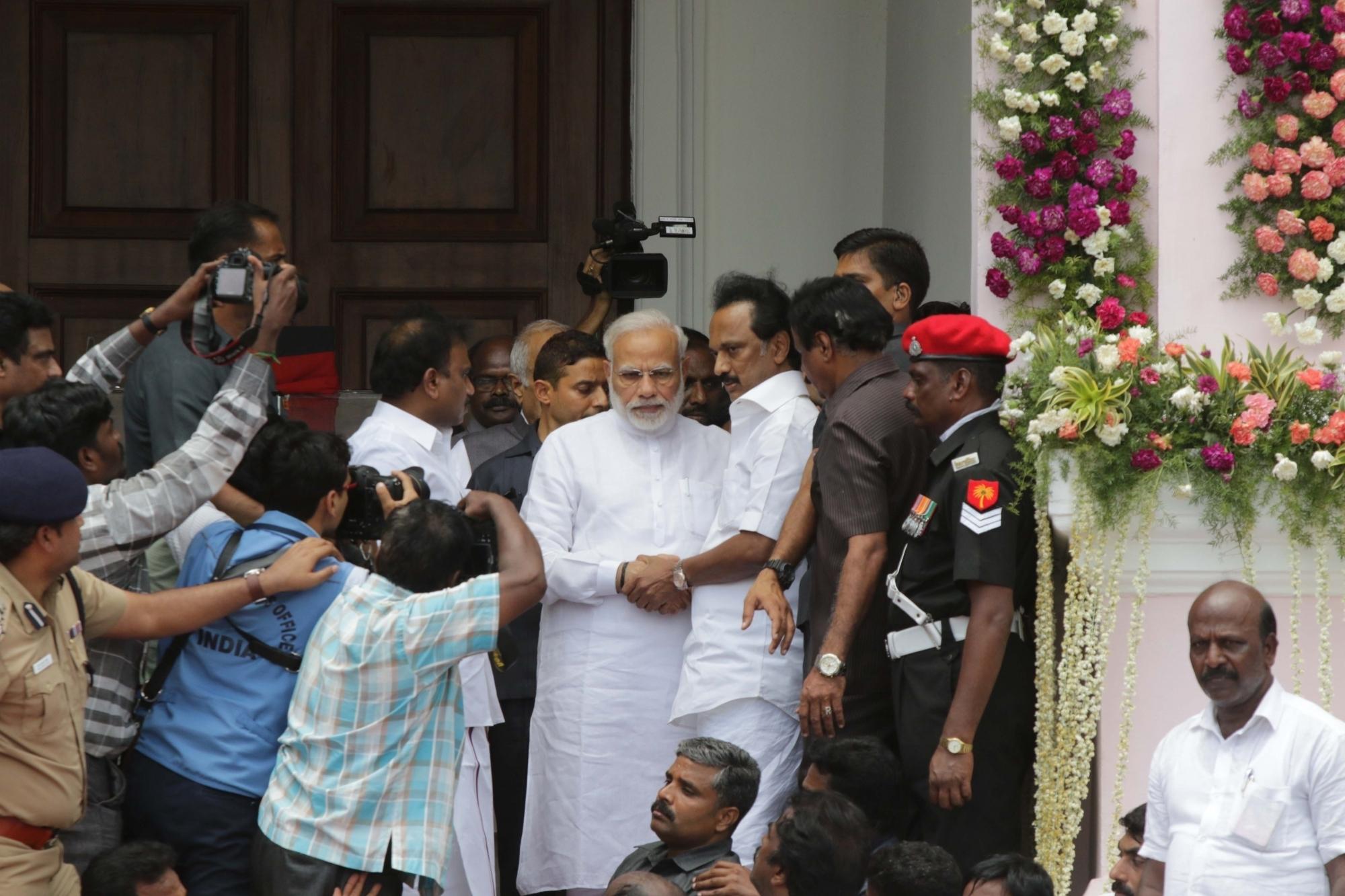 BJP DMK Lok Sabha Elections 2019