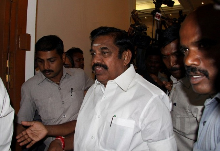Edappadi Palaniswami Lok Sabha Elections 2019