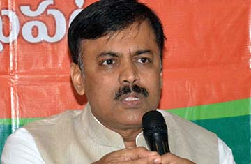 G V-L-Narasimha-Rao-BJP-Lok-Sabha-Elections-2019