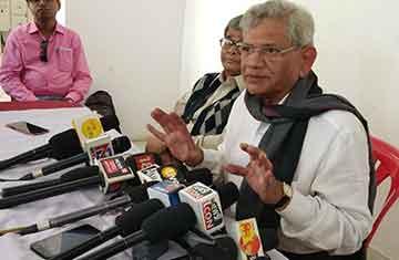 Sitaram Yechury CPI M Lok Sabha Election 2019