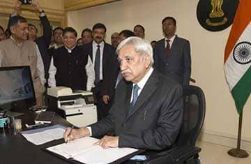 Sunil Arora Election Commission lok sabha elections 2019