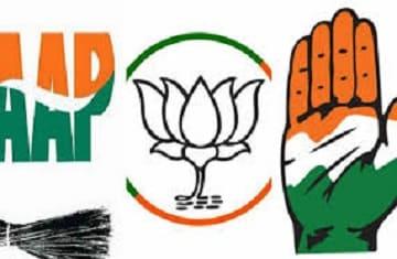 aap bjp congress lok sabha elections 2019
