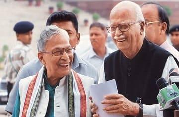 advani murli manohar joshi lok sabha elections 2019