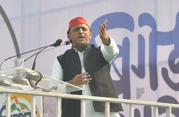 akhilesh yadav lok sabha election 2019