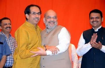 amit shah uddhav thackeray lok sabha elections 2019