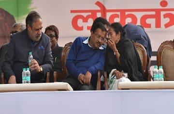 anand sharma arvind kejriwal lok sabha elections 2019