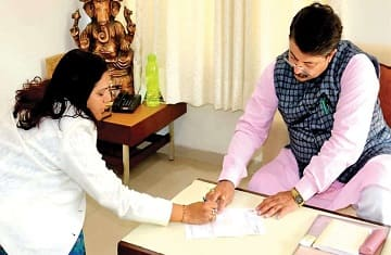 asha patel lok sabha elections 2019
