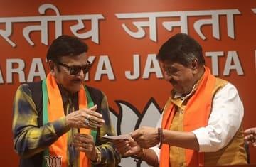 biswajit chatterjee kailash vijayvargiya lok sabha elections 2019