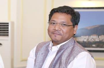 conrad k sangma lok sabha election 2019