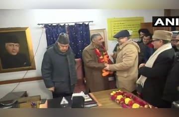 irshad rasool kar lok sabha elections 2019