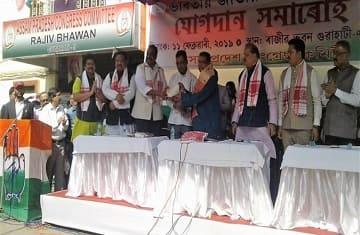 m g v k bhanu lok sabha elections -2019
