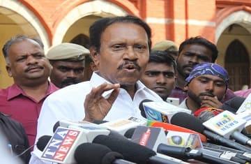 m thambidurai lok sabha elections 2019